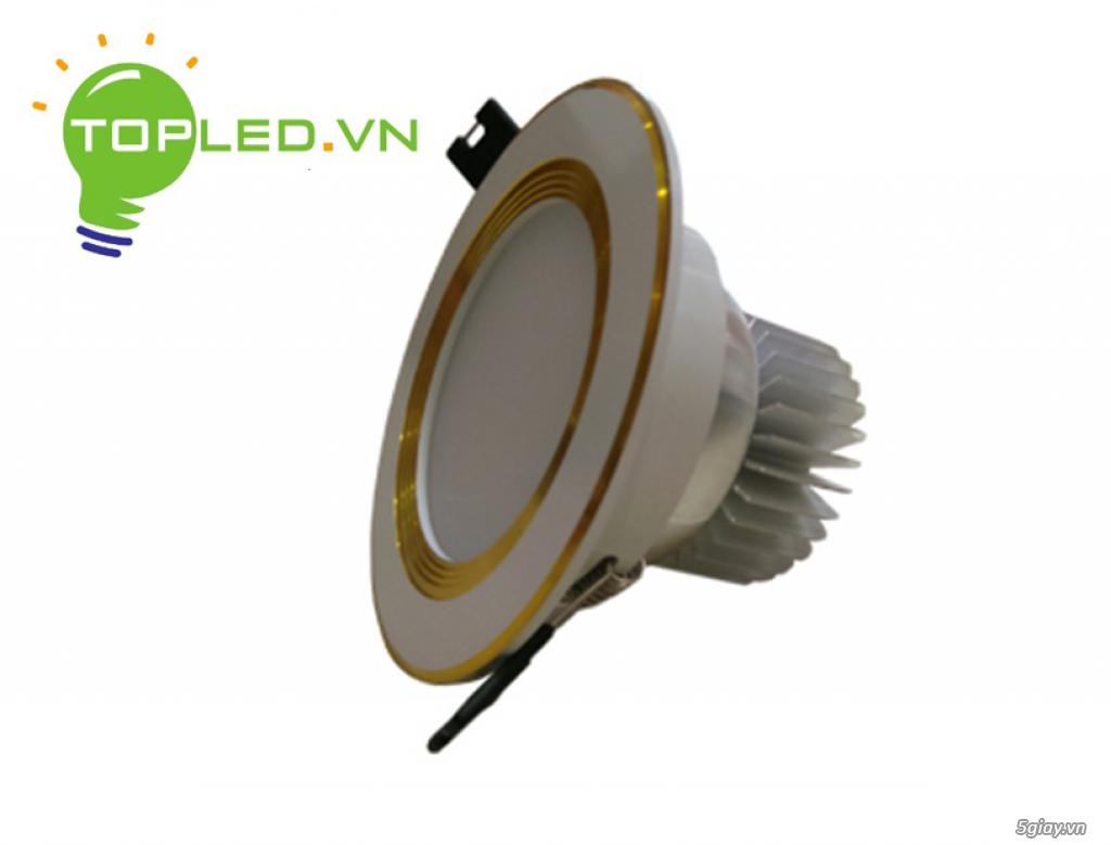 Xả kho đèn led chính hãng TLC Lighting , đèn âm trần , tuýp  , panel . - 2