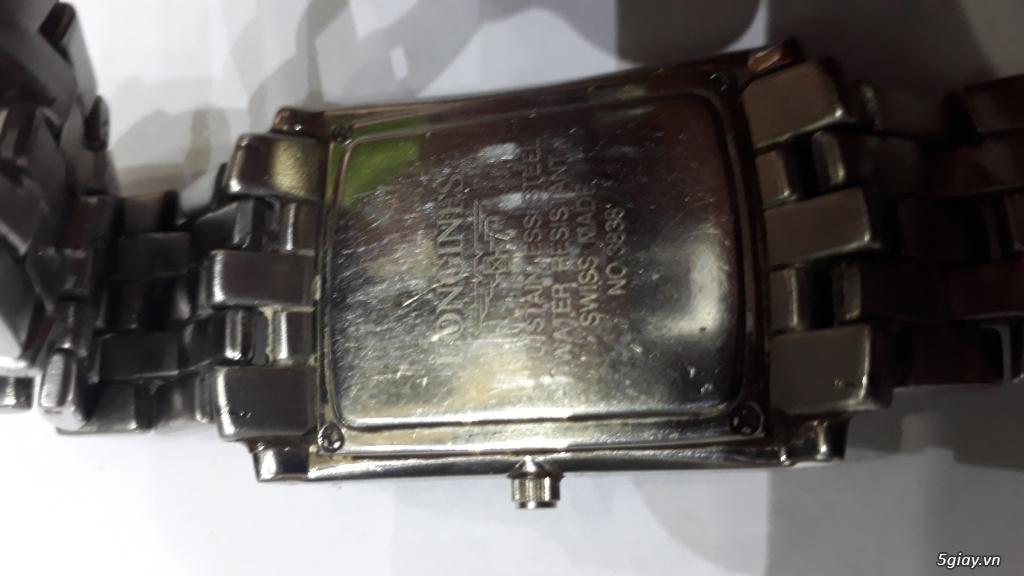Bán đồng hồ (Longines - sopphire ) - 2