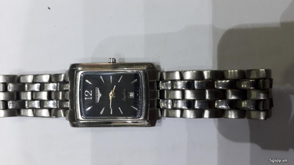 Bán đồng hồ (Longines - sopphire ) - 3