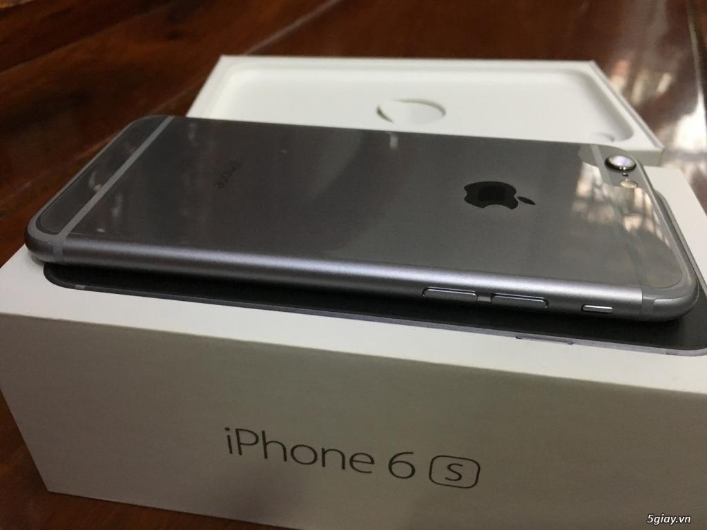 Bán 1 iPhone 6S 64G Grey Máy Quốc Tế Đẹp Như Mới FullBox ZinAll - 3