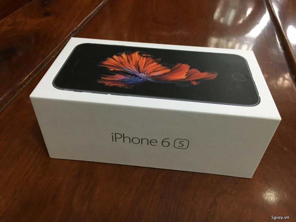 Bán 1 iPhone 6S 64G Grey Máy Quốc Tế Đẹp Như Mới FullBox ZinAll