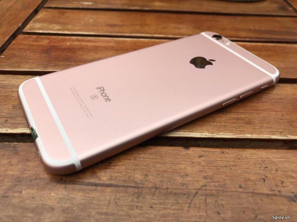 Iphone 6s 16G Rose Gold đẹp chợ tốt zin 100% với giá chỉ bằng 50% TGDĐ - 2