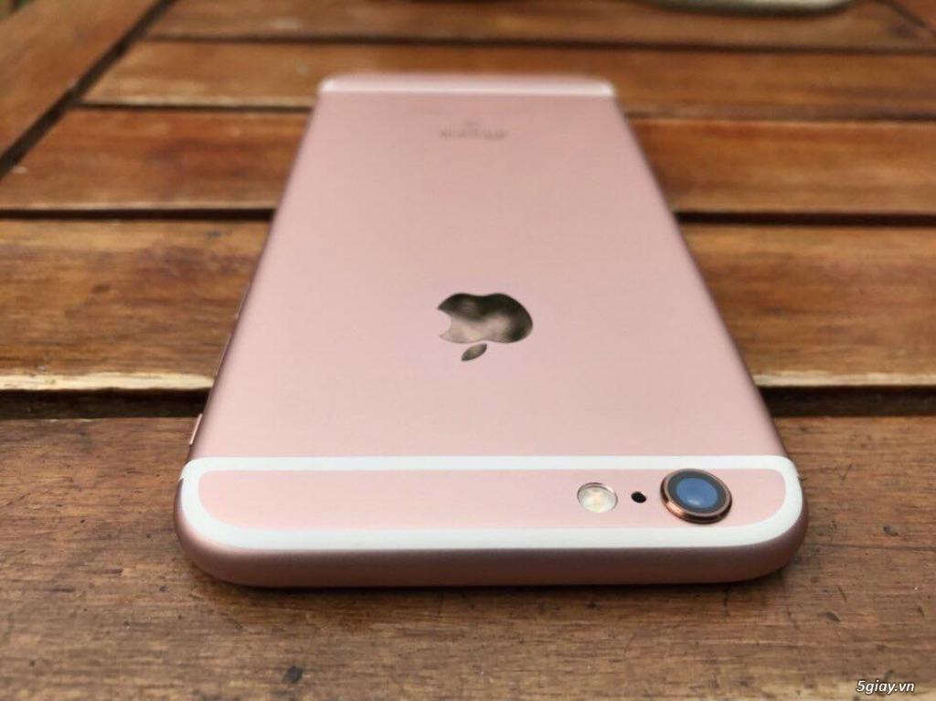 Iphone 6s 16G Rose Gold đẹp chợ tốt zin 100% với giá chỉ bằng 50% TGDĐ - 4