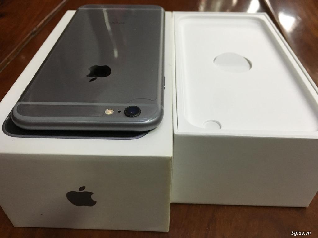 Bán 1 iPhone 6S 64G Grey Máy Quốc Tế Đẹp Như Mới FullBox ZinAll - 4