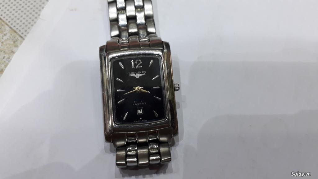 Bán đồng hồ (Longines - sopphire )