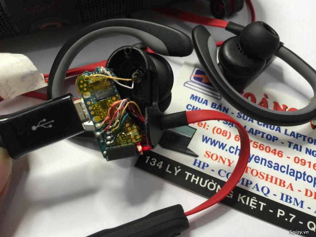 Sửa tai nghe tphcm, sửa tai nghe bluetooth, Beats Pioneer Sony - 2