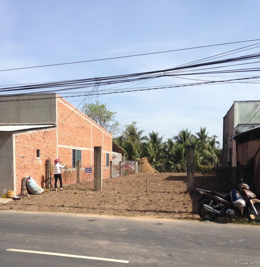 Cho thuê đất - mặt tiền Đường Tỉnh 885, tỉnh Bến Tre.