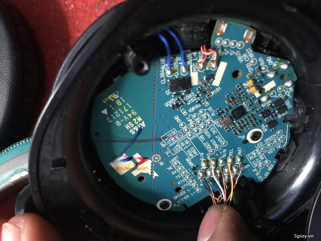 Sửa tai nghe tphcm, sửa tai nghe bluetooth, Beats Pioneer Sony - 9