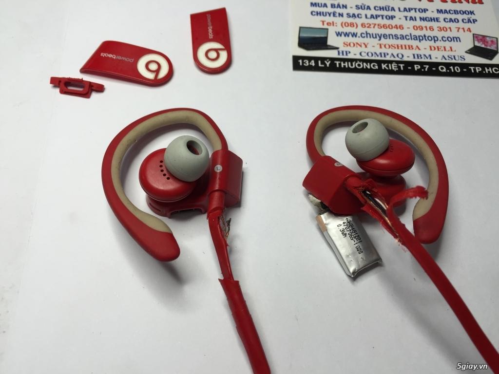 Sửa tai nghe tphcm, sửa tai nghe bluetooth, Beats Pioneer Sony - 18