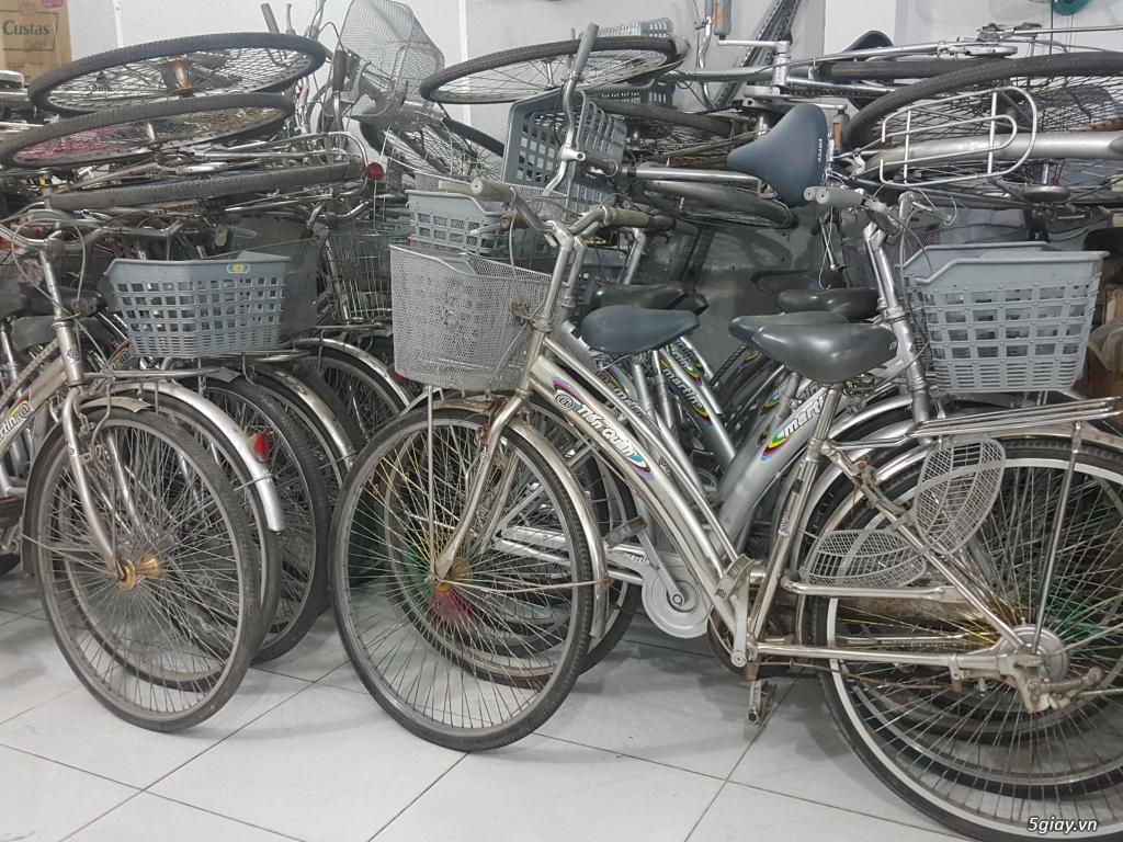 Chuyên bán và cho thuê xe đạp cũ martin,asama giá rẻ
