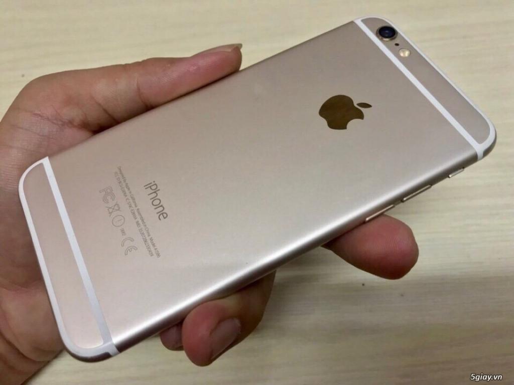 iPhone 6 Gold Lock 128G Giá Sốc + Tặng Kèm Sim Ghép thần thánh