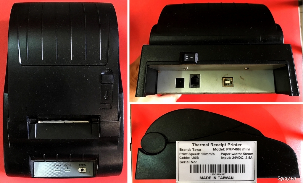 Cpu,main,ram,vga,hdd,nguồn,dvdrw,máy fax,scan,in,box tv pinnacle,box - 13