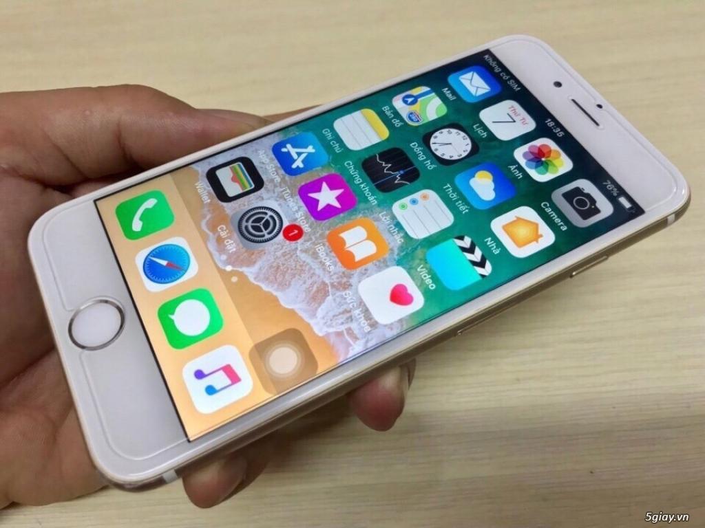 iPhone 6 Gold Lock 128G Giá Sốc + Tặng Kèm Sim Ghép thần thánh - 3