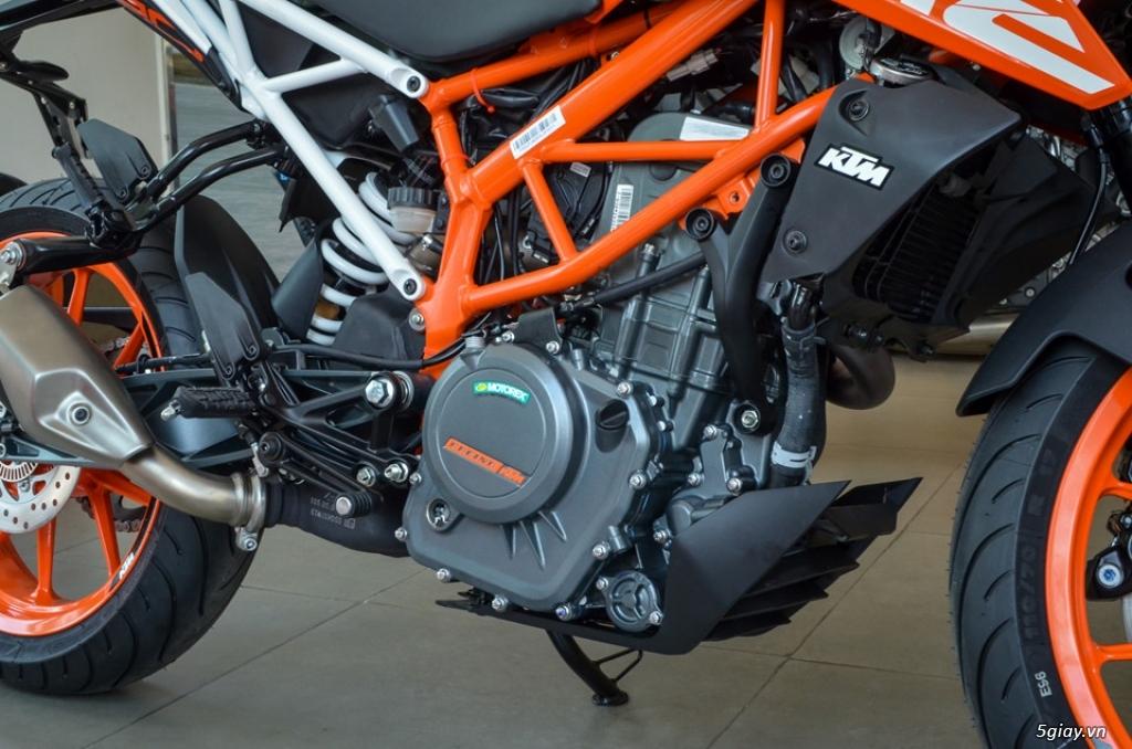 KTM 390 Duke 2018 về VN: Nakedbike đối đầu Kawasaki Z300 - 8