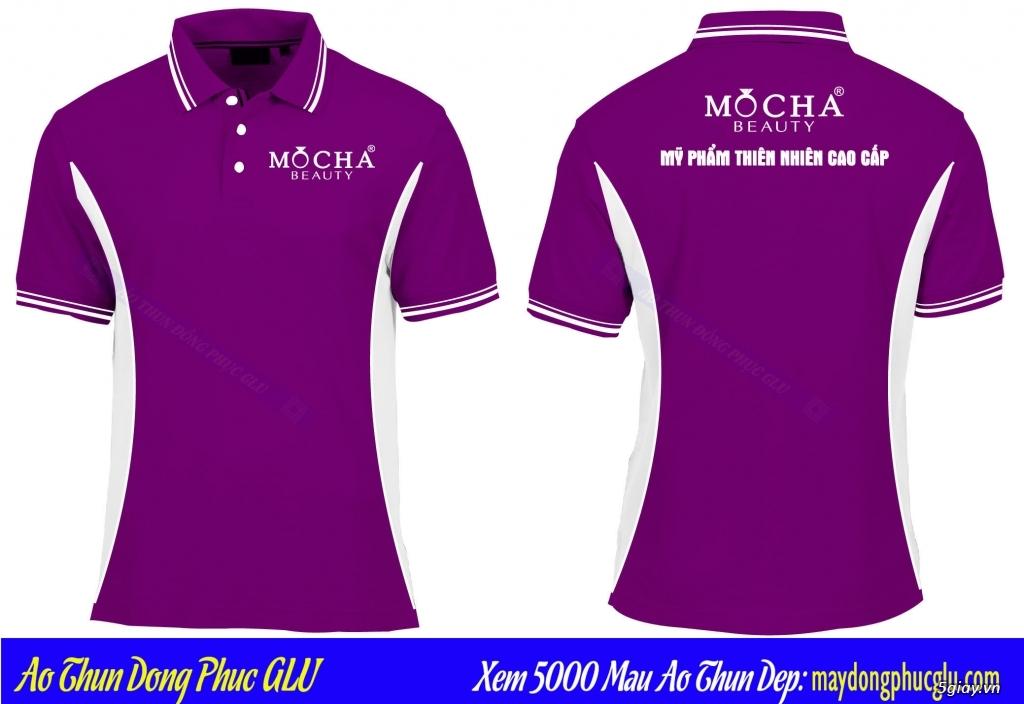 May áo thun đồng phục cao ty chất lượng, giá rẻ nhất TPHCM - 34
