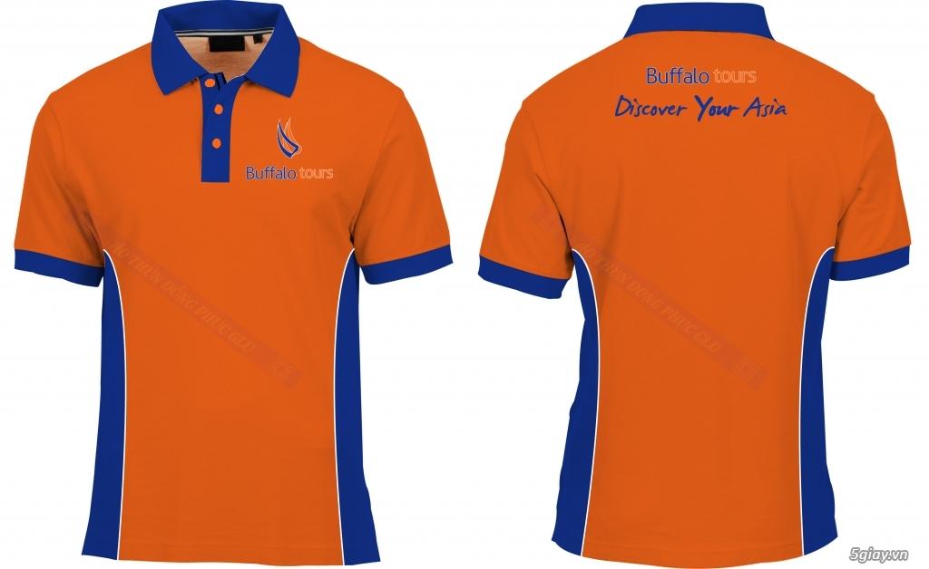 May áo thun đồng phục cao ty chất lượng, giá rẻ nhất TPHCM - 9