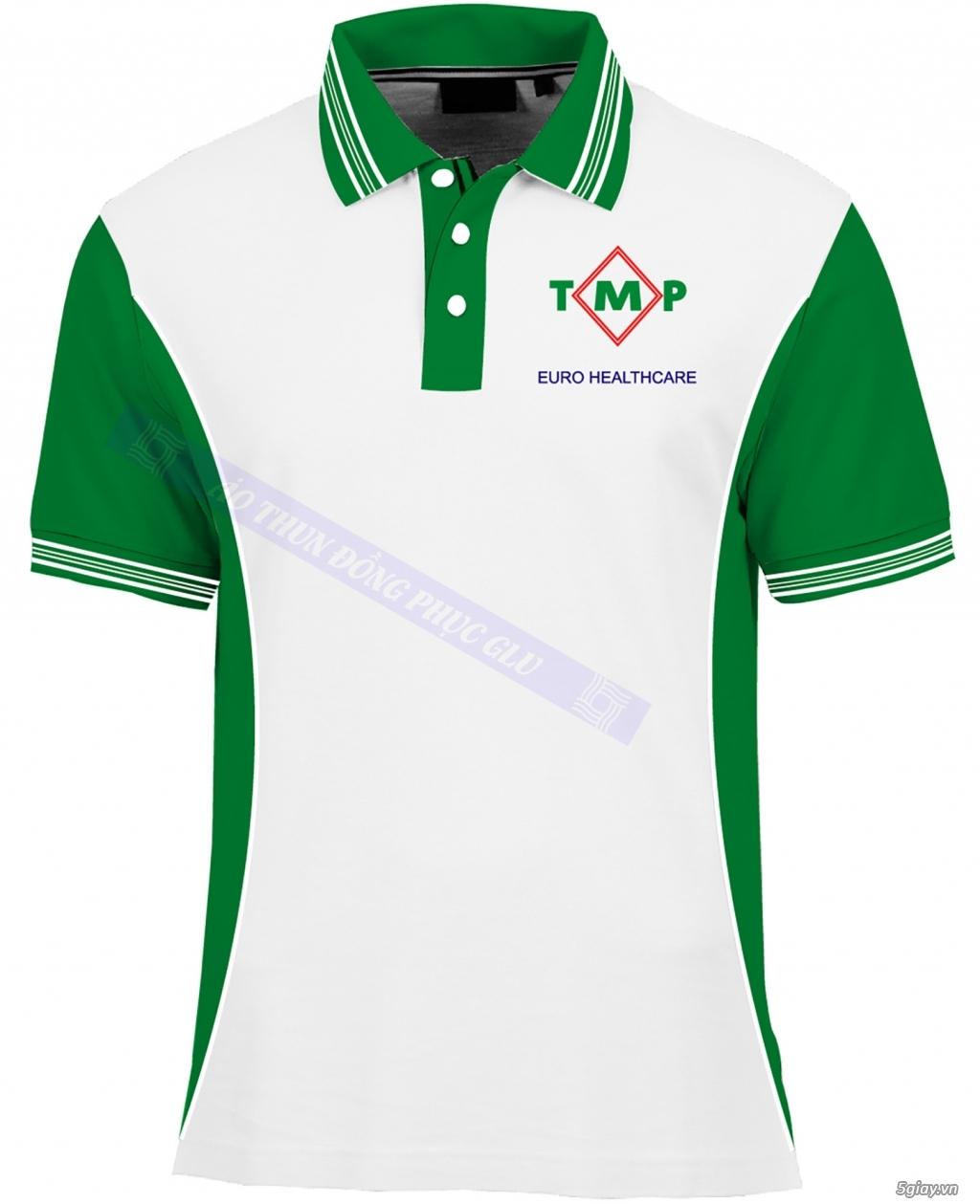 May áo thun đồng phục cao ty chất lượng, giá rẻ nhất TPHCM - 29