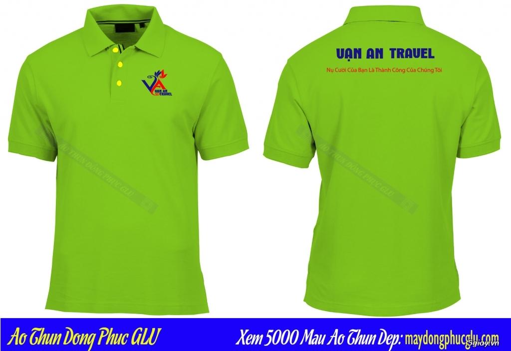 May áo thun đồng phục cao ty chất lượng, giá rẻ nhất TPHCM - 39