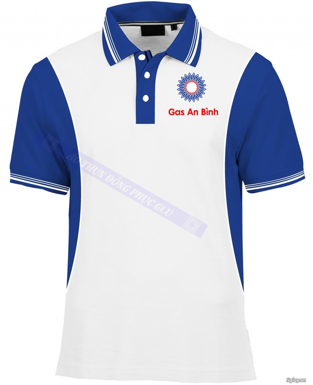 May áo thun đồng phục cao ty chất lượng, giá rẻ nhất TPHCM - 24