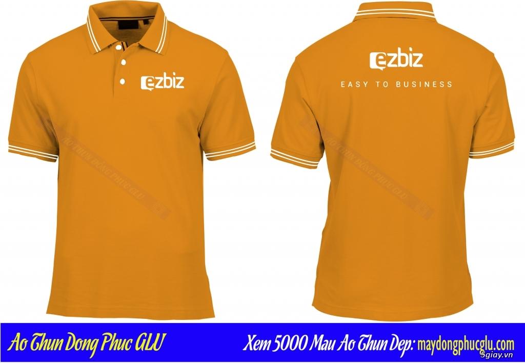May áo thun đồng phục cao ty chất lượng, giá rẻ nhất TPHCM - 3