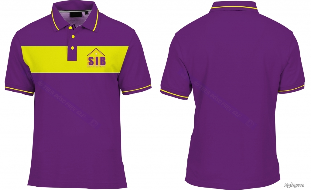 May áo thun đồng phục cao ty chất lượng, giá rẻ nhất TPHCM - 18