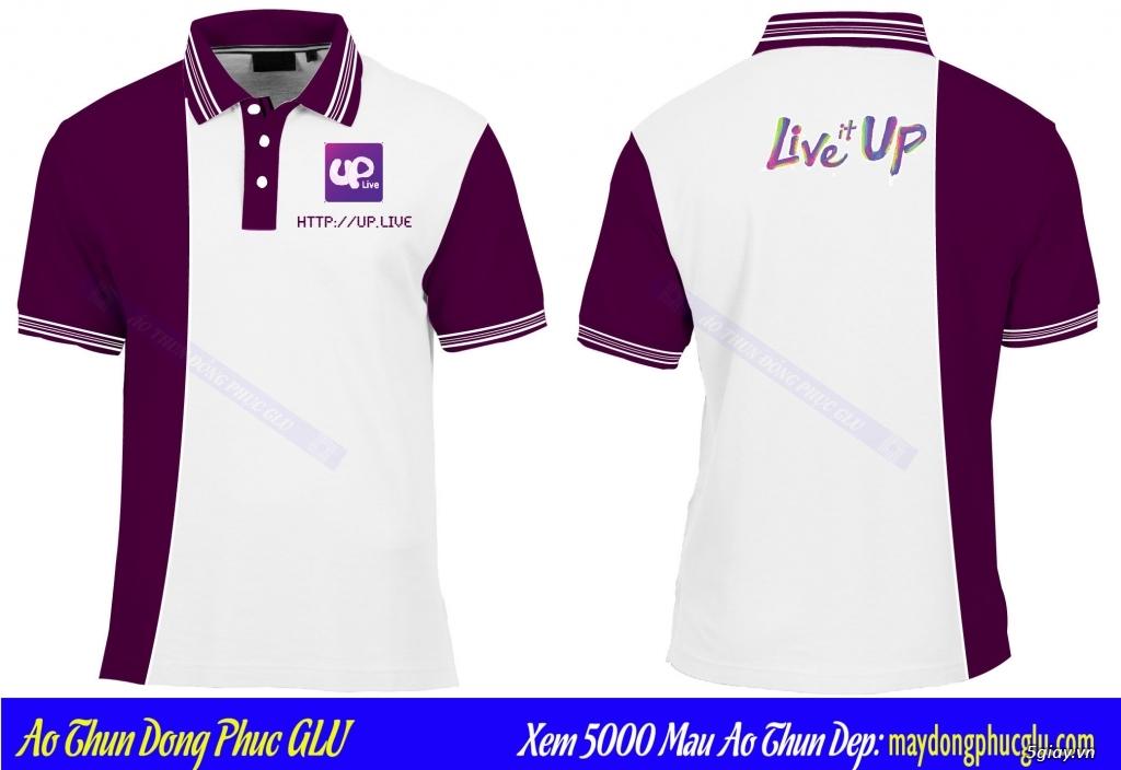 May áo thun đồng phục cao ty chất lượng, giá rẻ nhất TPHCM - 36