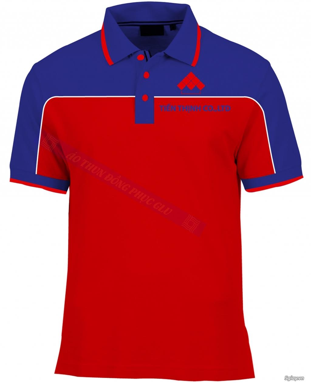 May áo thun đồng phục cao ty chất lượng, giá rẻ nhất TPHCM - 28
