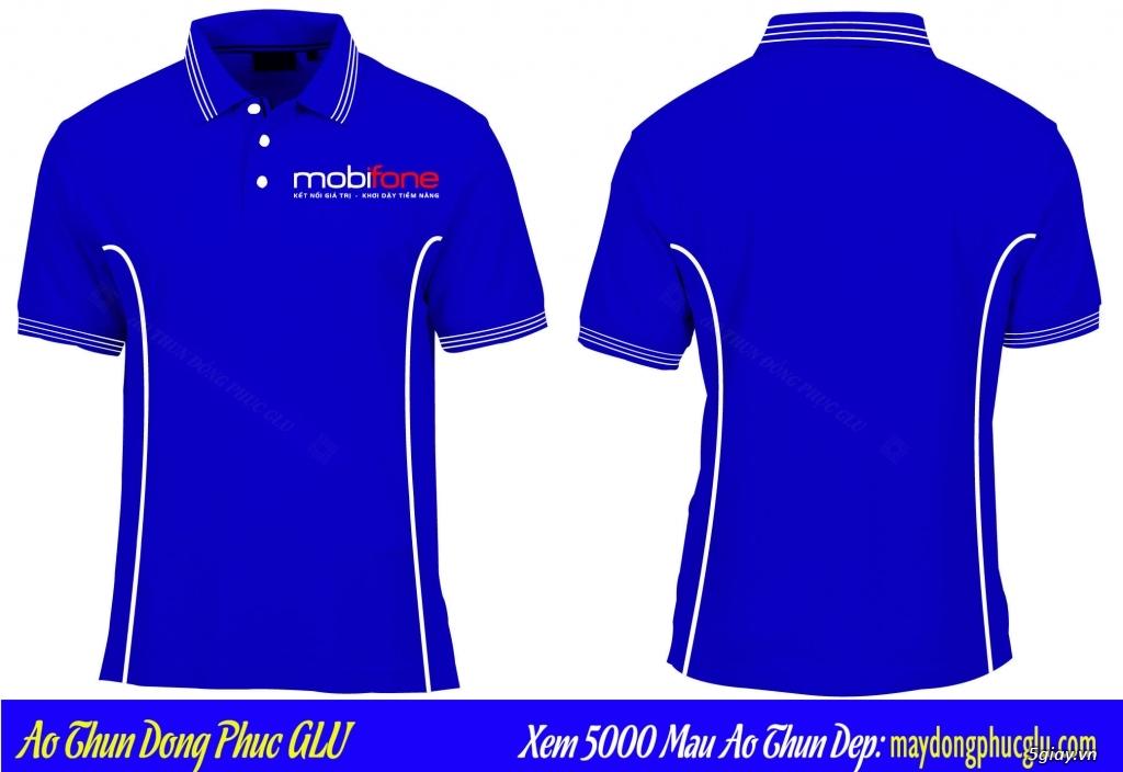 May áo thun đồng phục cao ty chất lượng, giá rẻ nhất TPHCM - 32