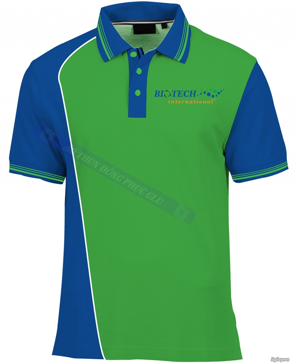 May áo thun đồng phục cao ty chất lượng, giá rẻ nhất TPHCM - 26