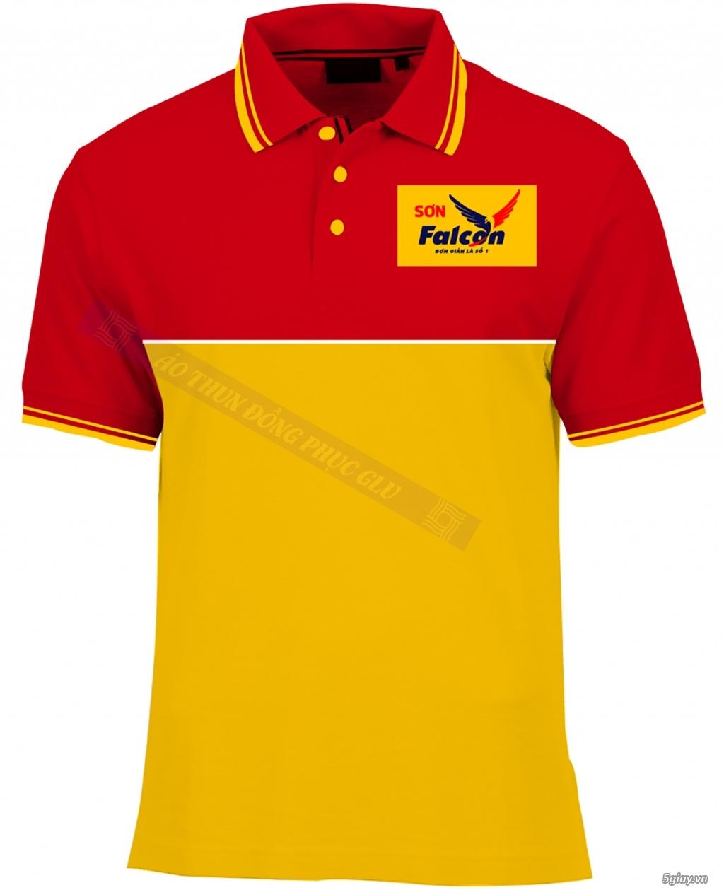 May áo thun đồng phục cao ty chất lượng, giá rẻ nhất TPHCM - 30