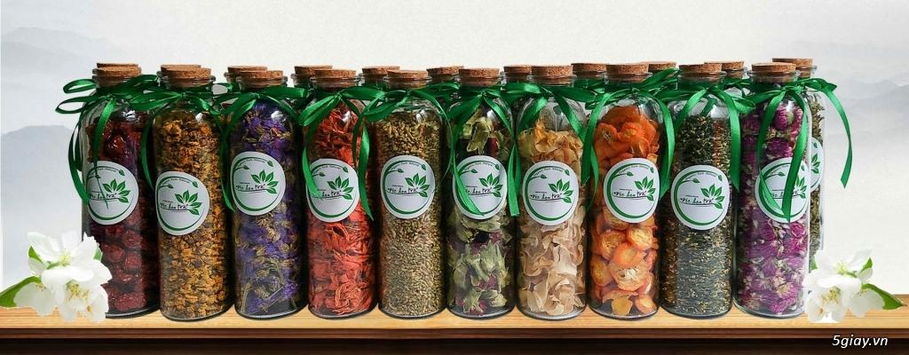 Trà hoa, trà thảo mộc Mộc Hoa Trà - Món quà thuần khiết từ thiên nhiên