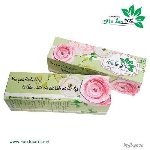 Trà hoa, trà thảo mộc Mộc Hoa Trà - Món quà thuần khiết từ thiên nhiên - 1