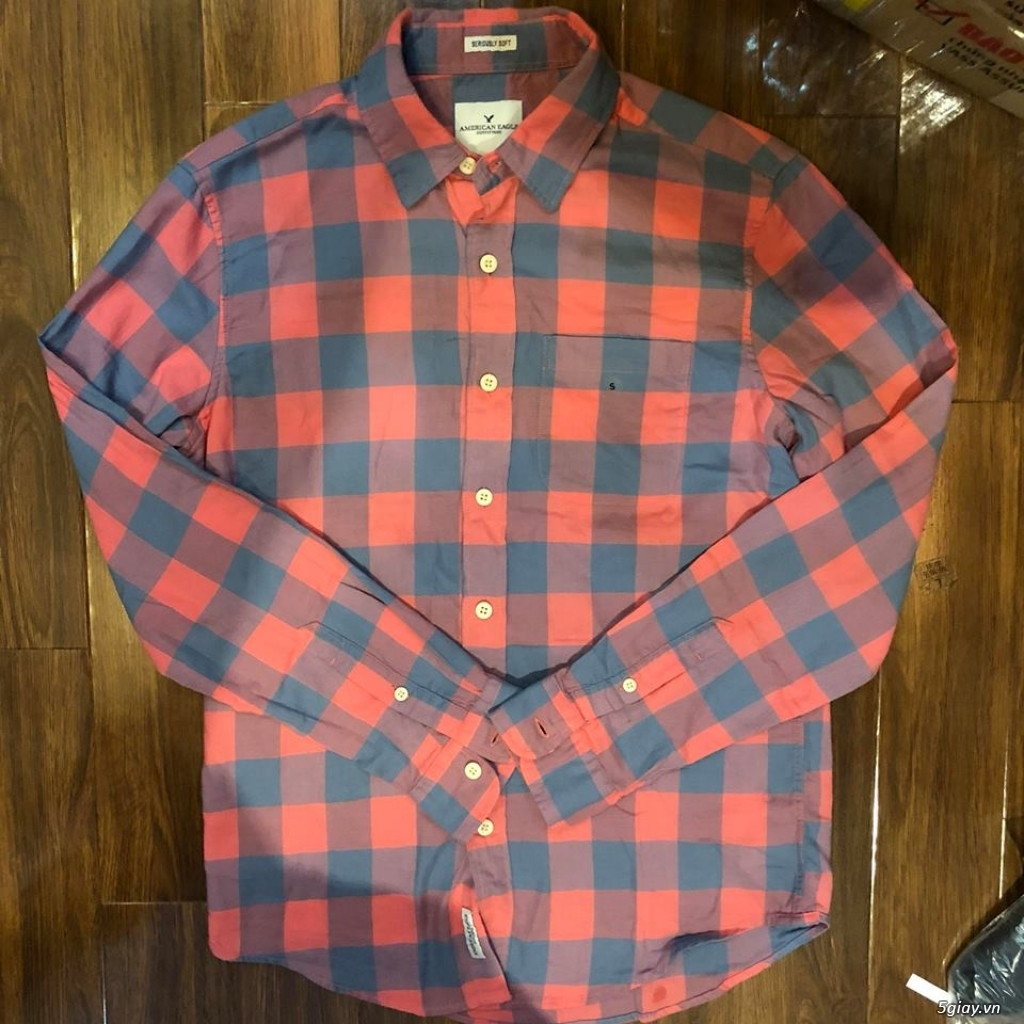 Abercrombie & Fitch , Hollister , A/X , Levi ,  Authentic nhập Mỹ 100% - 16