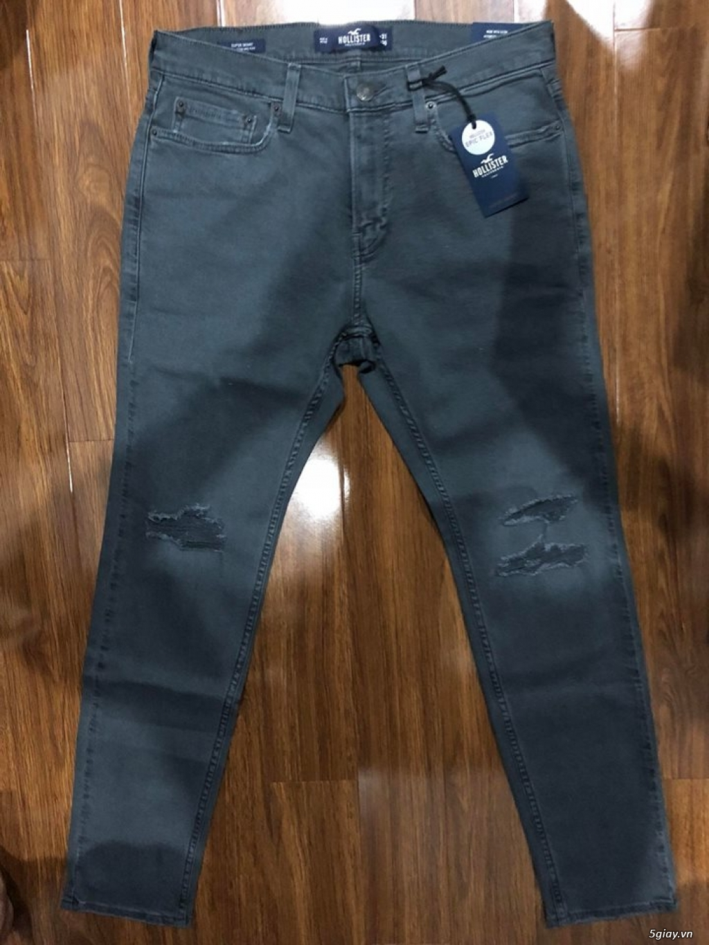 Abercrombie & Fitch , Hollister , A/X , Levi ,  Authentic nhập Mỹ 100% - 24