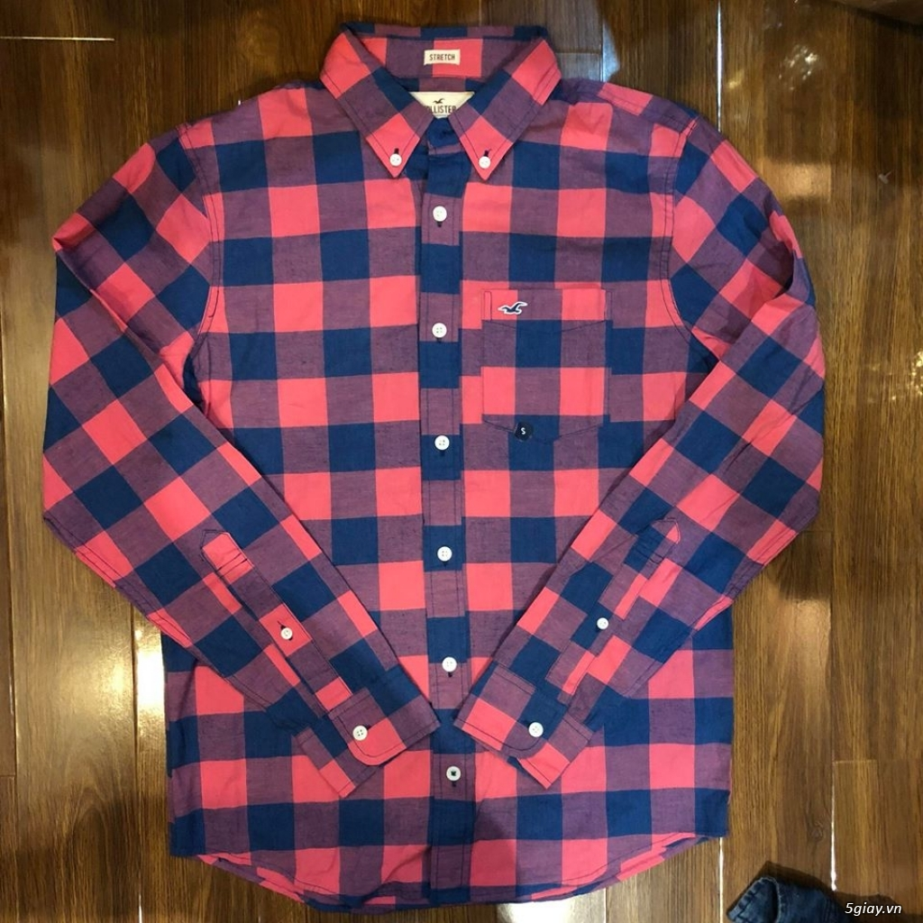 Abercrombie & Fitch , Hollister , A/X , Levi ,  Authentic nhập Mỹ 100% - 6