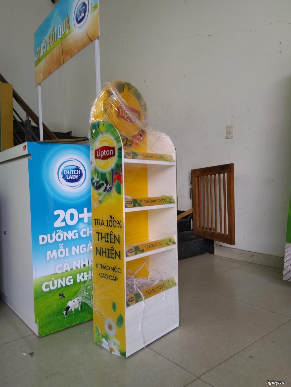 Sản xuất quầy kệ quảng cáo siêu thị, quầy kệ trưng bày hàng hóa - 4