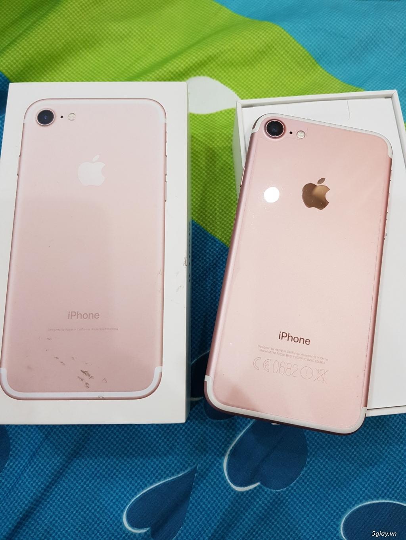 Iphone 7 128GB máy xài kỹ tình trạng 98% - 1