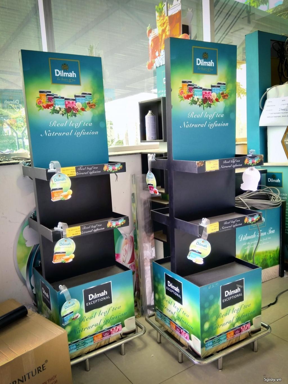 Sản xuất quầy kệ quảng cáo siêu thị, quầy kệ trưng bày hàng hóa - 3