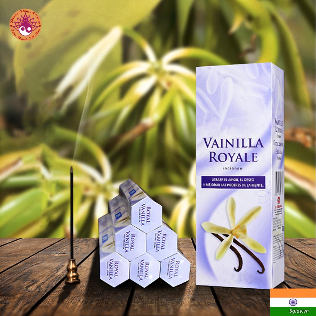Nhang hương thảo dược Ấn Độ - 4