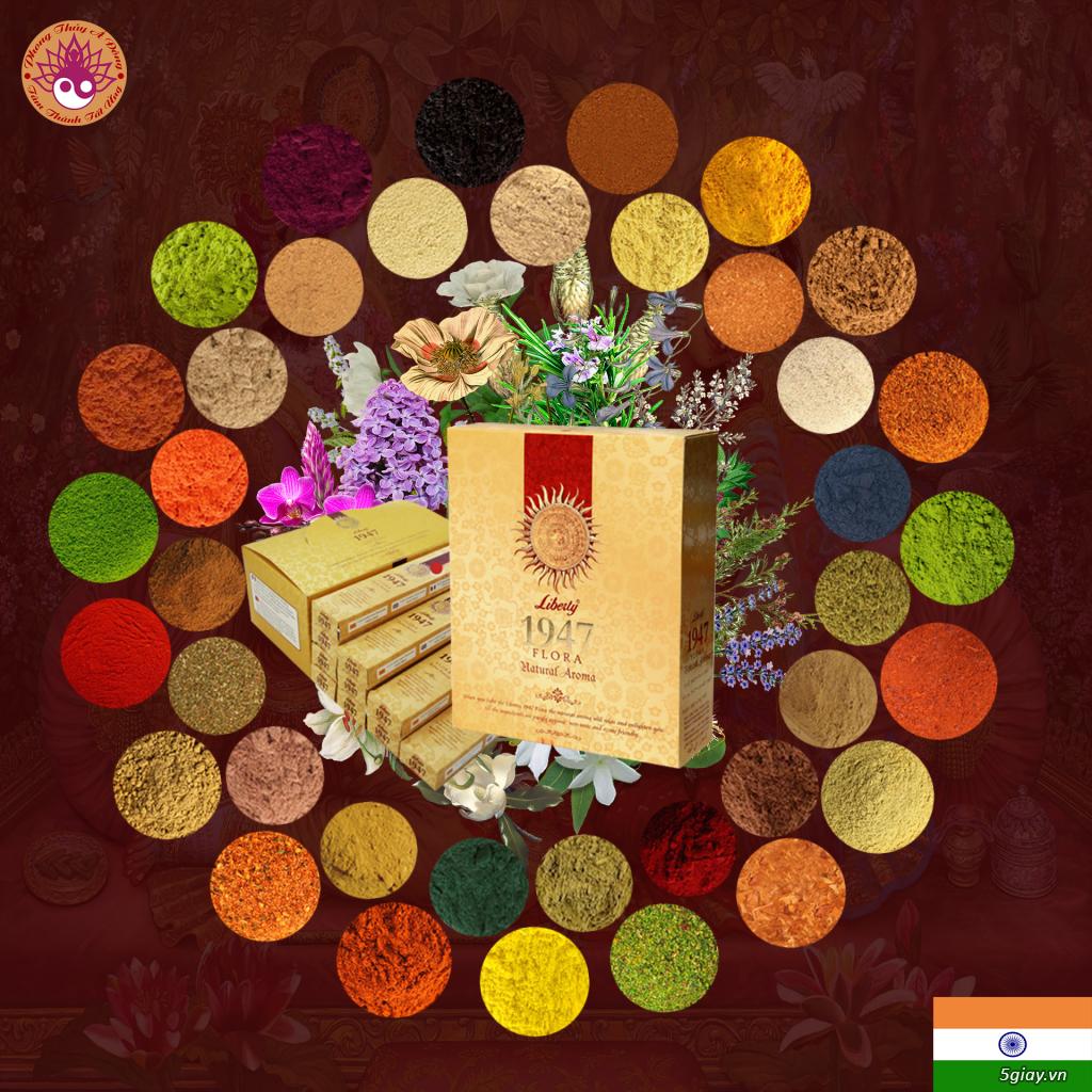 Nhang hương thảo dược Ấn Độ - 6