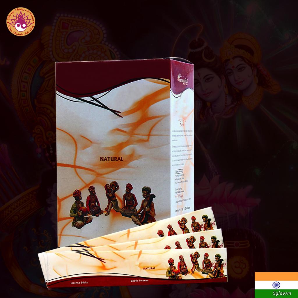 Nhang hương thảo dược Ấn Độ - 8