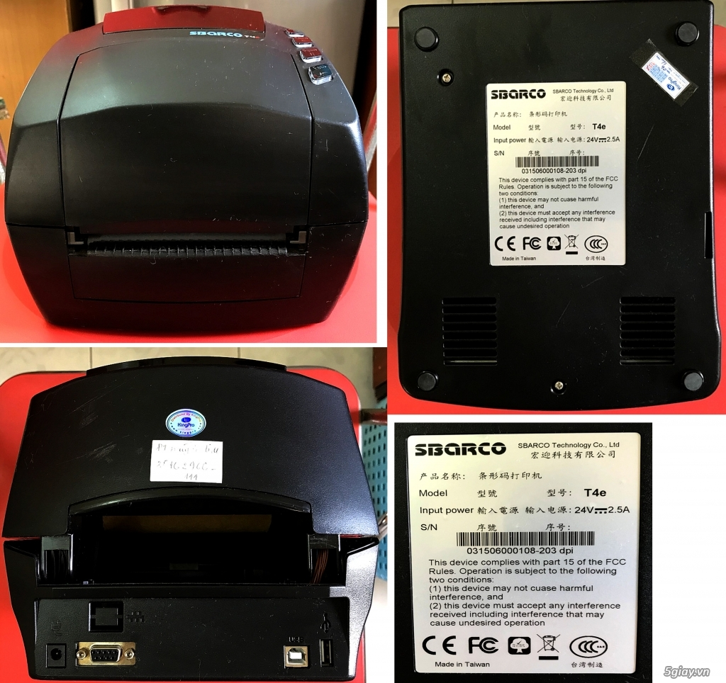 Cpu,main,ram,vga,hdd,nguồn,dvdrw,máy fax,scan,in,box tv pinnacle,box - 15
