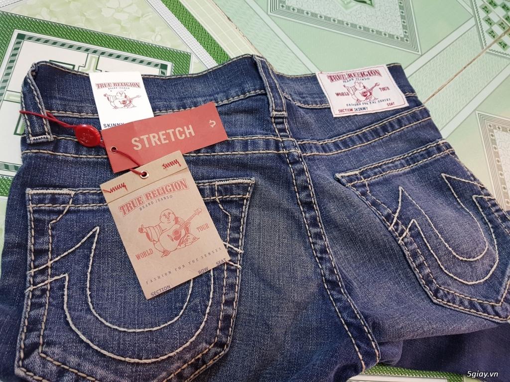 Quần jeans True religion(ông địa) chính hãng. - 2
