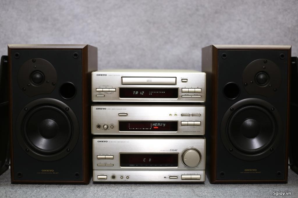 Đầu máy nghe nhạc MINI Nhật đủ các hiệu: Denon, Onkyo, Pioneer, Sony, Sansui, Kenwood - 32