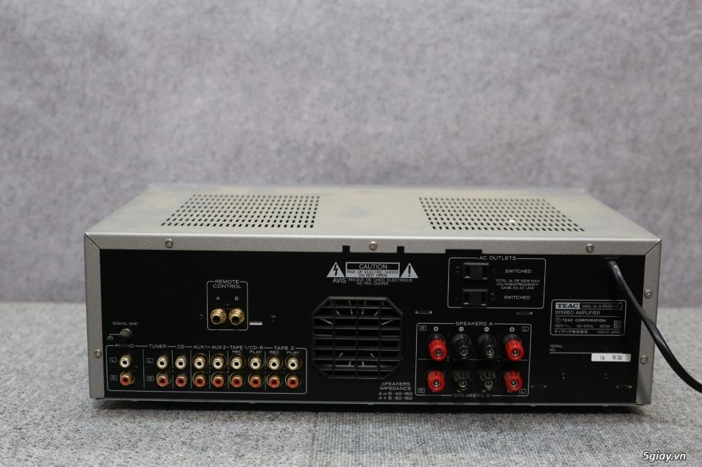 Đầu máy nghe nhạc MINI Nhật đủ các hiệu: Denon, Onkyo, Pioneer, Sony, Sansui, Kenwood - 31
