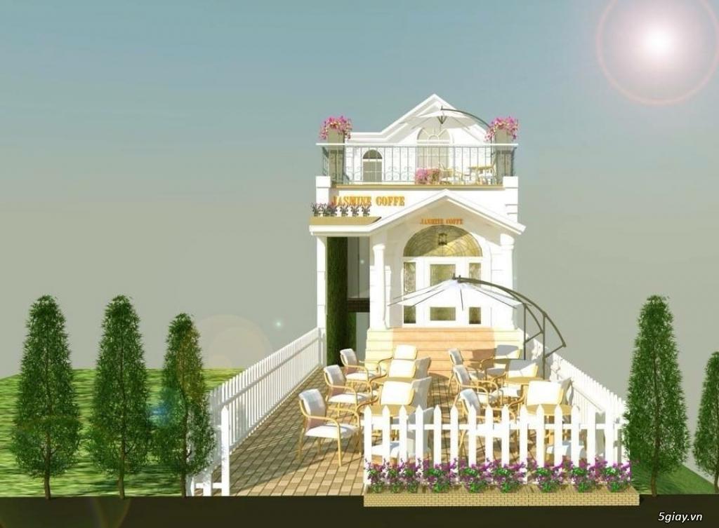 Thi công xây dựng nhà phố, biệt thự, khách sạn, nhà xưởng... - 2