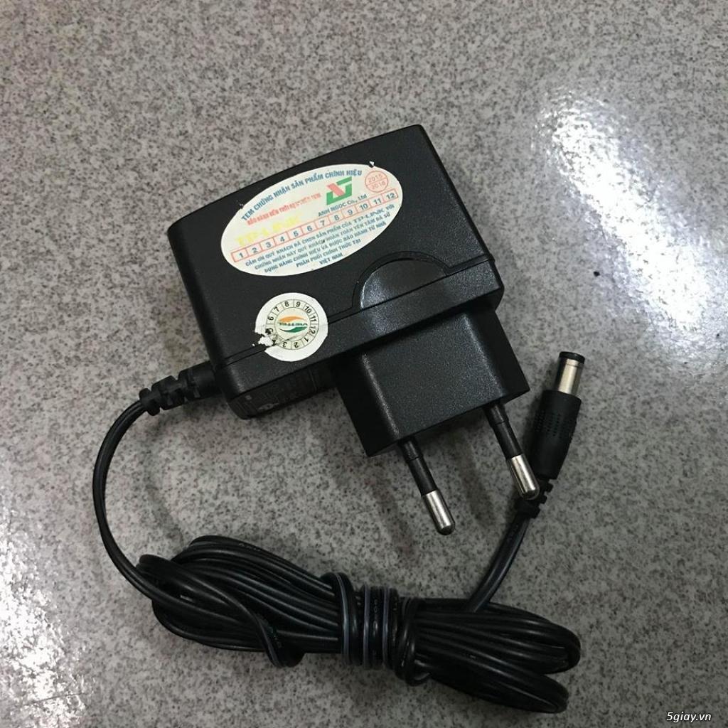 Bộ nguồn, adapter cho modem, router, camera, sạc laptop các loại - 10