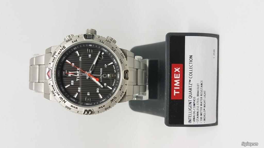 TIMEX COMPASS DÂY DA GIÁ TỐT