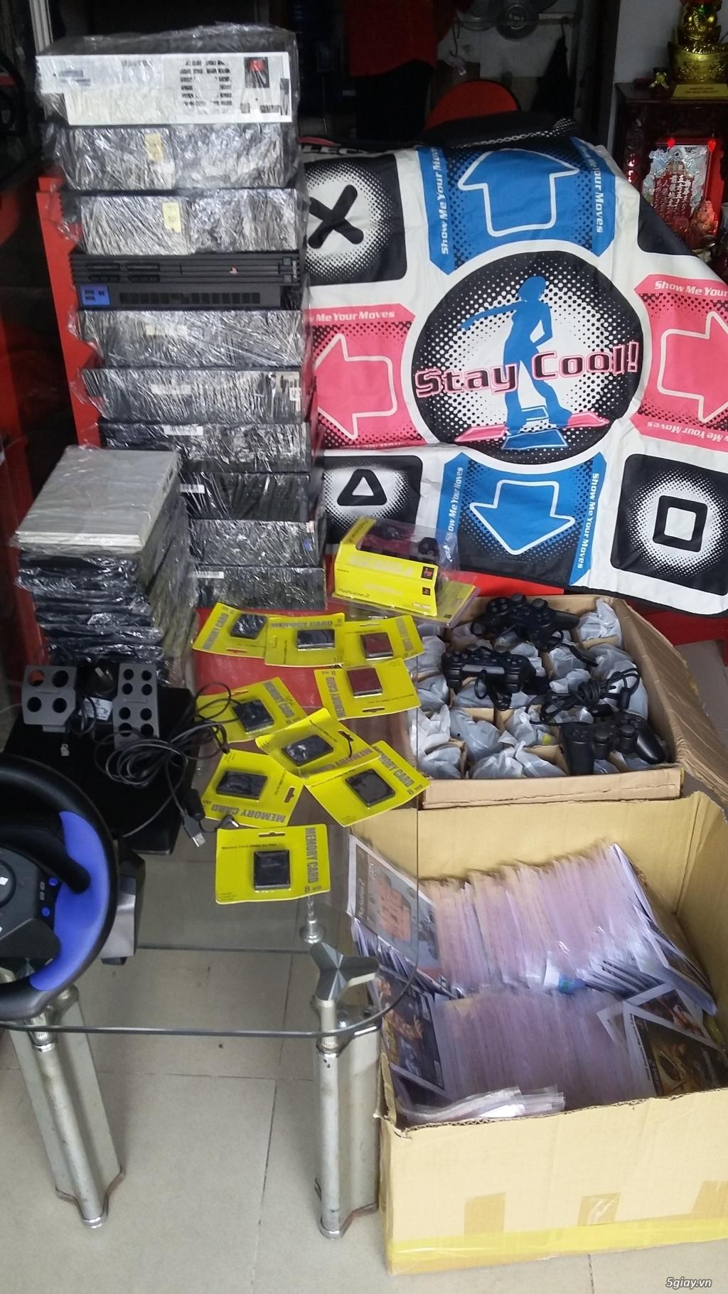 ShopPHUOCLOI: Chuyên mua bán máy game : PS4,PS3,PS2,PS VITA,PSP,XBOX,NINTENDO NEW 2DS ,3DS - 2