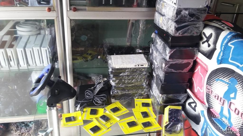 ShopPHUOCLOI: Chuyên mua bán máy game : PS4,PS3,PS2,PS VITA,PSP,XBOX,NINTENDO NEW 2DS ,3DS - 1